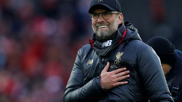 Man City look like world's best but Liverpool will fight - Klopp
