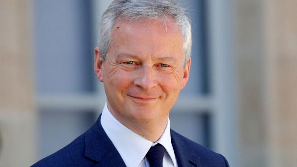 Euro zone future at stake unless quick reforms: France's Le Maire