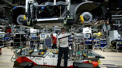 German Feb industrial output rises slightly more than expected