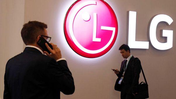 LG Electronics first-quarter profit likely down 19 percent, beating estimates
