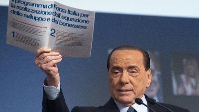Pm Roma chiede archiviazione Berlusconi
