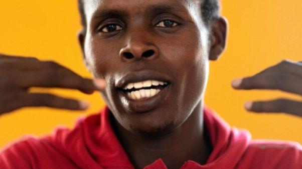 Marathon de Paris: le tumultueux parcours de Paul Lonyangata vers le sommet