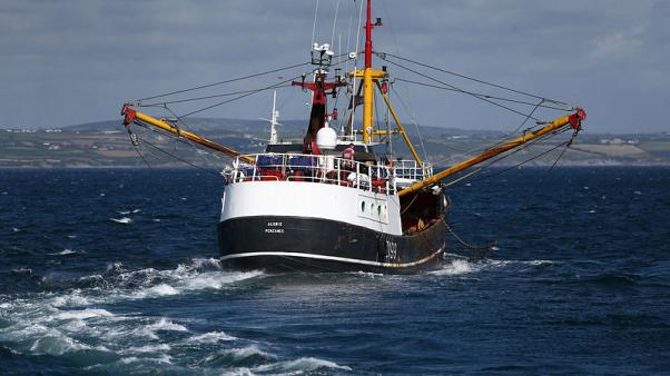 EU sees 'significant' damage to fishing firms from no-deal Brexit