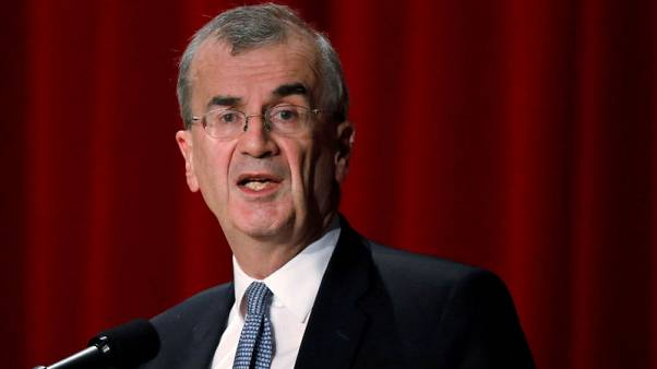 ECB's Villeroy urges lower capital for EU banks' European subsidiaries