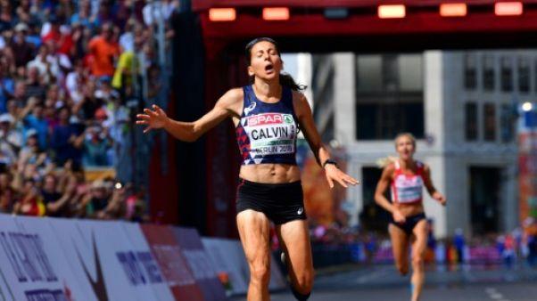 Athlétisme: Clémence Calvin risque une suspension après un incident sur un contrôle antidopage