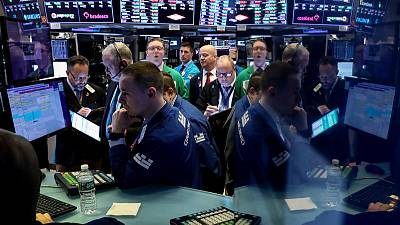 Take Five - Panic over? World markets themes for the week ahead