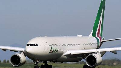 Italy Deputy PM Di Maio says there are partners ready for Alitalia