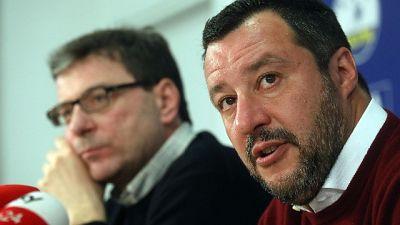 Giochi 2026: Salvini salta cena di gala