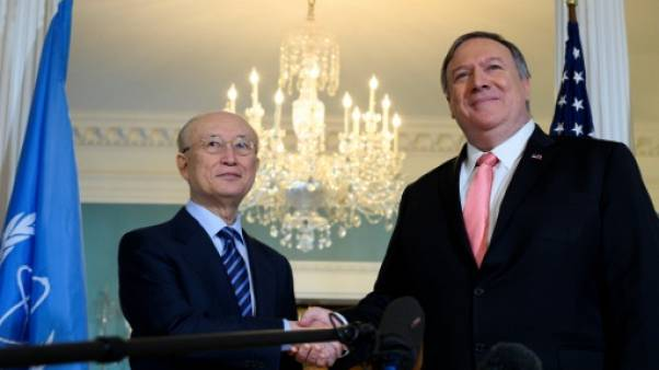"""L'AIEA demande à Ryad une """"clause de sauvegarde"""" pour son premier réacteur nucléaire"""
