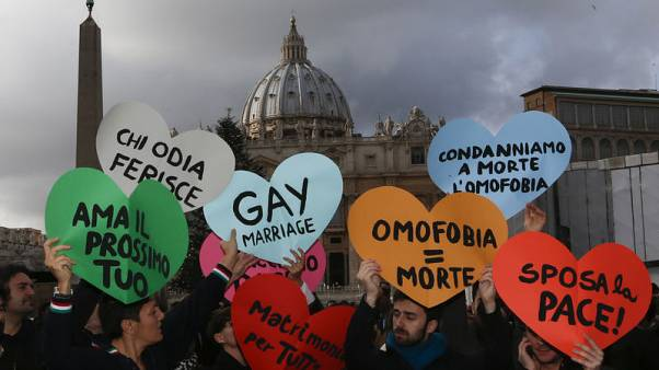 Lawyers ask Vatican to denounce criminalisation of homosexuality