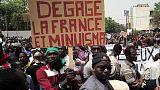 آلاف يحتجون في مالي ضد العنف العرقي