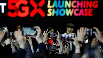 Who was first to launch 5G? Depends who you ask