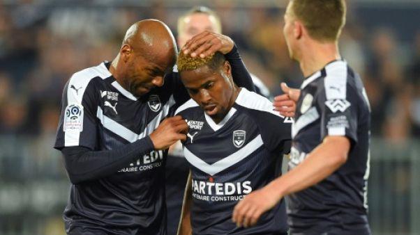 Ligue 1: Marseille, battu 2-0 à Bordeaux, s'éloigne de l'Europe