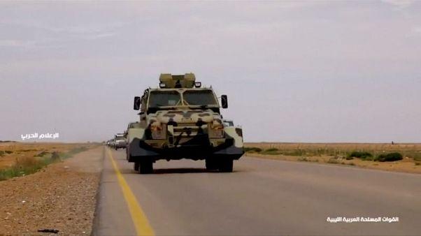 سكان ومتحدث: قوات شرق ليبيا ما زالت تسيطر على مطار طرابلس الدولي
