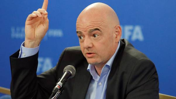 Revamped Club World Cup important for Asia, says Infantino