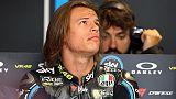 Moto2:Sky Team, Bulega salta Gp Americhe