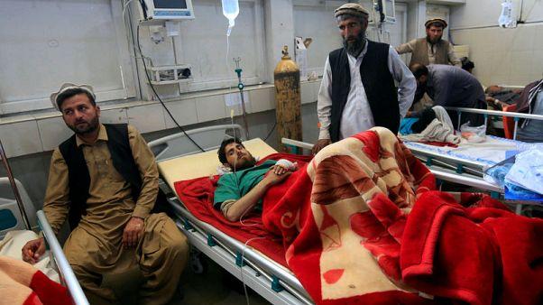 ثلاثة قتلى و20 مصابا في انفجار مزدوج بشرق أفغانستان