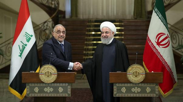 Rouhani says Iran ready to expand gas, power trade with Iraq