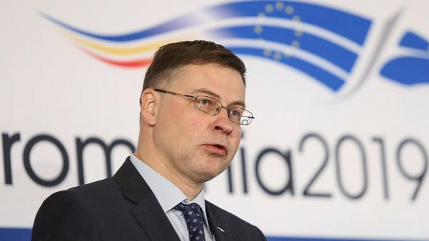 EU says Italy's slower growth might trigger spending freeze