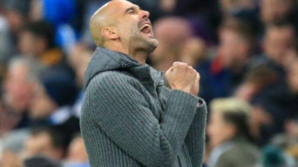 Coupe d'Angleterre: Manchester City grand favori avant les demies