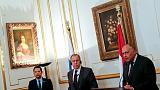 وزير الخارجية المصري: الأزمة في ليبيا لن تحل بالوسائل العسكرية