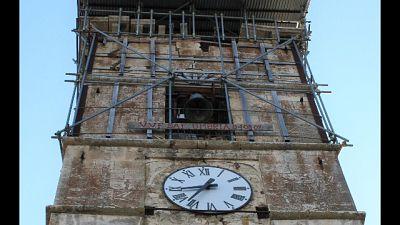 Papa,vicino fatiche ricostruzione Aquila