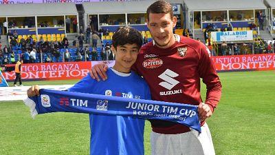 Junior Tim Cup fa tappa al 'Tardini'