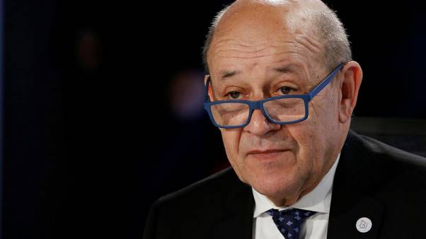 France says G7 mostly agreed except on Iran, Israeli-Palestinian issue