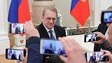 روسيا تبلغ حفتر بأنها تفضل الحل السياسي للأزمة في ليبيا