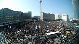 Berlin activists march to demand city seize housing from landlords