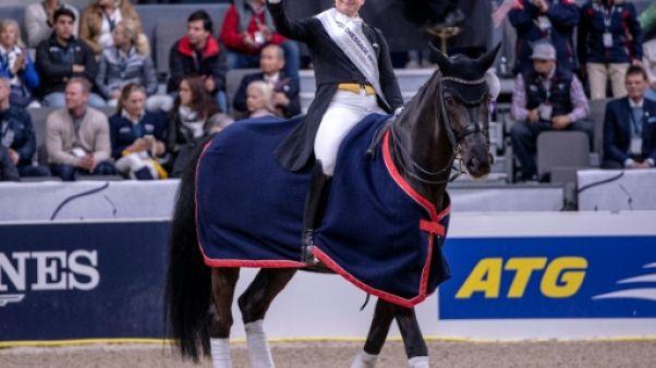 Equitation: l'art du dressage, une harmonie toute féminine