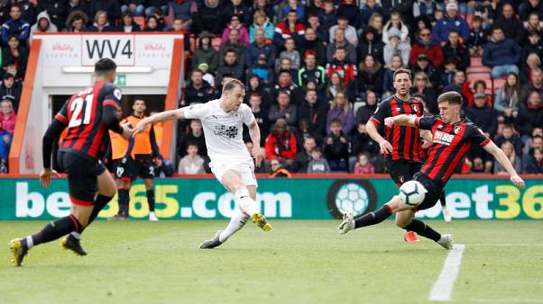 Impressive Burnley fight back to beat Bournemouth 3-1