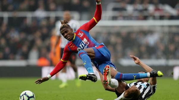 Milivojevic penalty seals Palace win at Newcastle