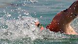 Nuoto: 50sl, Barlaam record paralimpico