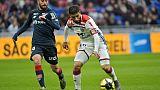 Ligue 1: Sale semaine pour Lyon, humilié par le mal classé Dijon