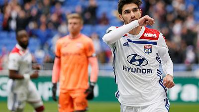 Lyon slump to shock defeat against Dijon