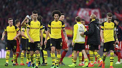 Bayern demolish Dortmund 5-0 to reclaim Bundesliga top spot