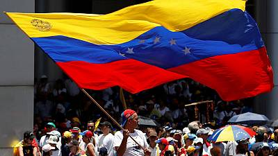 Venezuelans march to demand power, water and end to Maduro