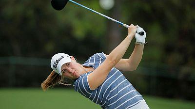Golf - Women's tournament helps Augusta National erase stain