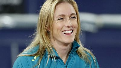 Athletics - World champion Pearson makes hurdles return in Sydney