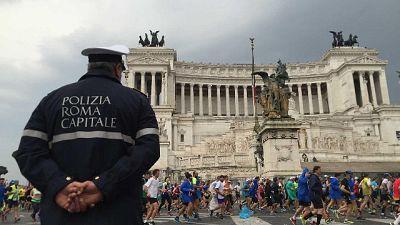 Maratona di Roma: è doppietta etiope