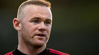Rooney sees red for first time in MLS