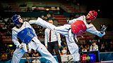 Taekwondo: President's Cup, 2 ori Italia