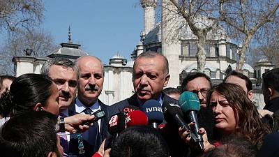 Erdogan's AK Party to seek recount of all Istanbul votes