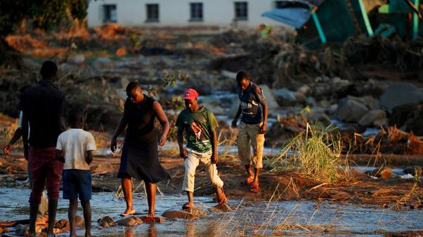Factbox - Cyclone Idai's death toll rises to 847, hundreds of thousands displaced