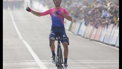 Ciclismo: Fiandre, trionfo Bettiol