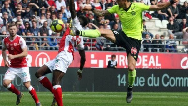 Ligue 1: Le PSG peut être sacré champion en soirée après le nul de Lille 1-1 à Reims