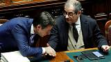 Italy to hike 2020 deficit goal to around 2.1 percent - sources