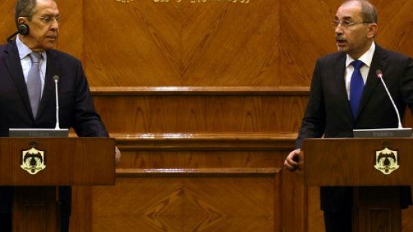 Syrie: la Russie appelle à fermer un camp de déplacés à la frontière jordanienne