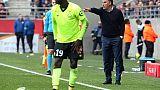 """Ligue 1: Lille """"a manqué un peu d'équilibre"""" selon Christophe Galtier"""